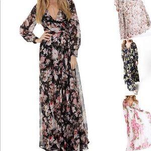 Dresses & Skirts - 🌸 Floral Maxi 🌸 NWOT